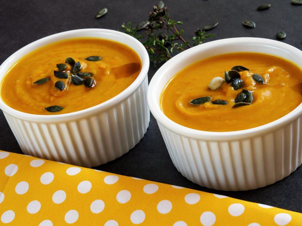 Recept na lahodnou dýňovou polévku