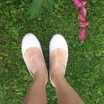 nohy baleríny