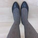 nohy kancelář