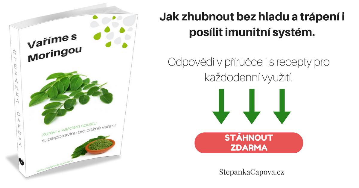 Jak zhubnout i posílit imunitu.