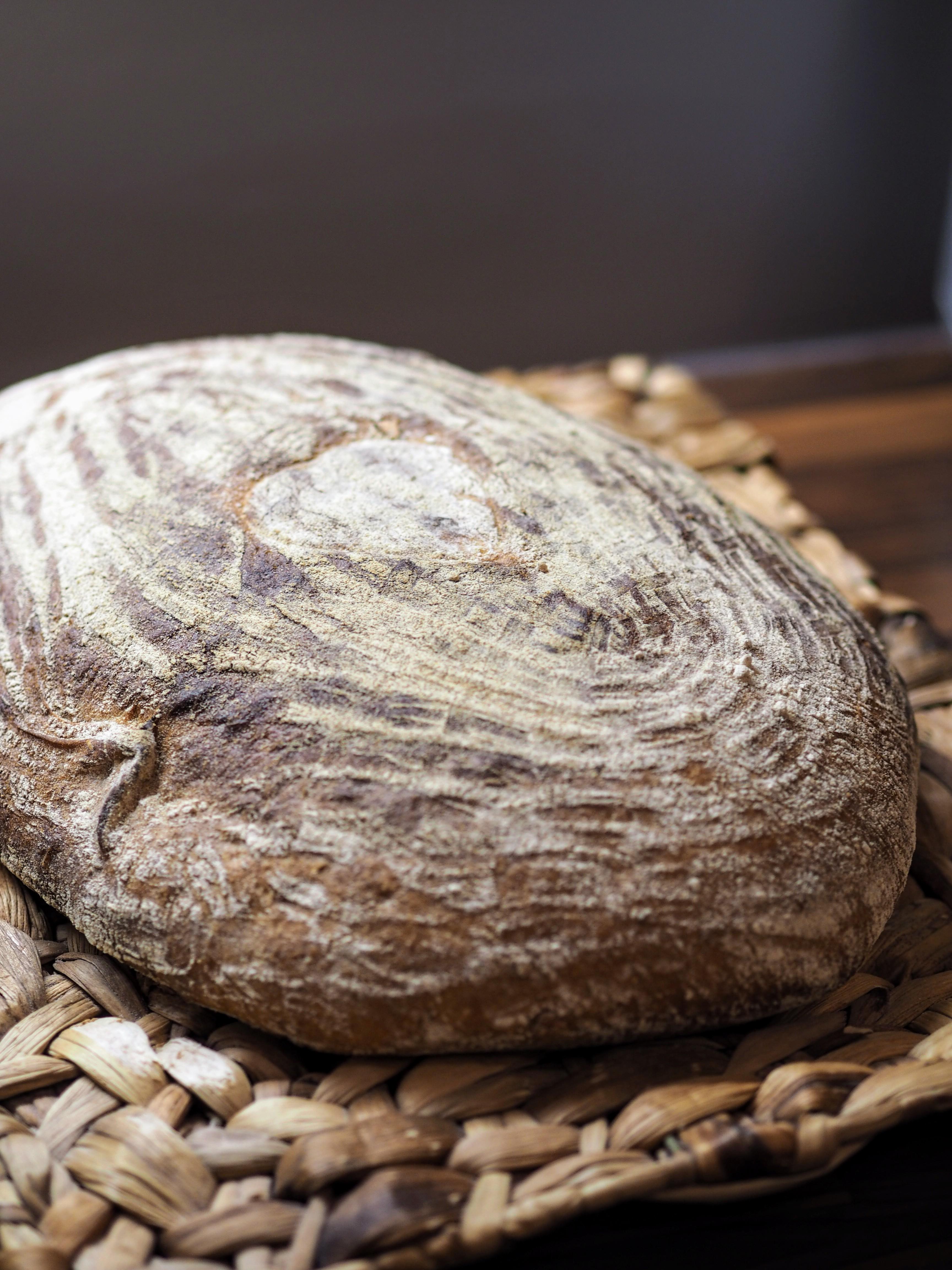 Kurz online pečení kváskového chleba - přihlášení