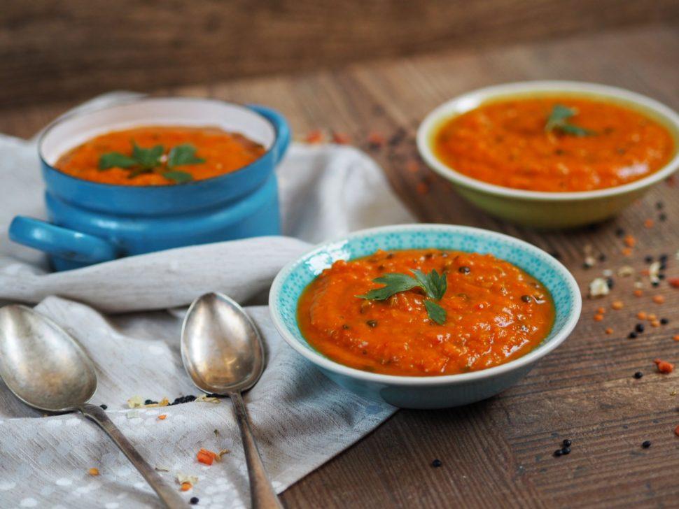 Polévka vhodná pro podzimní a zimní jídelníček